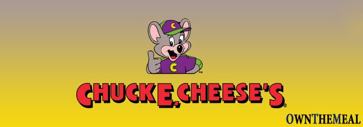 Chuck E Cheese's Menu & Prices