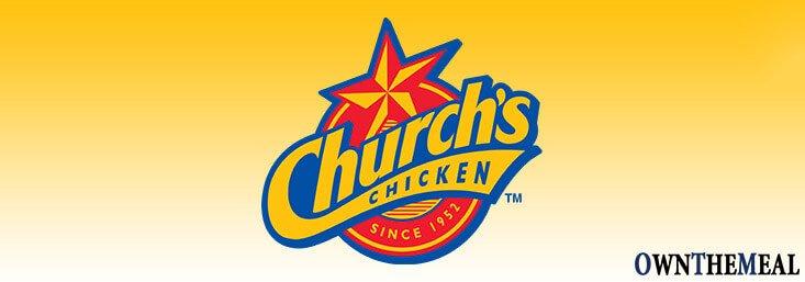 Church's Chicken Menu & Prices