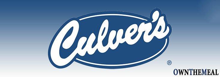 Culver's Menu & Prices