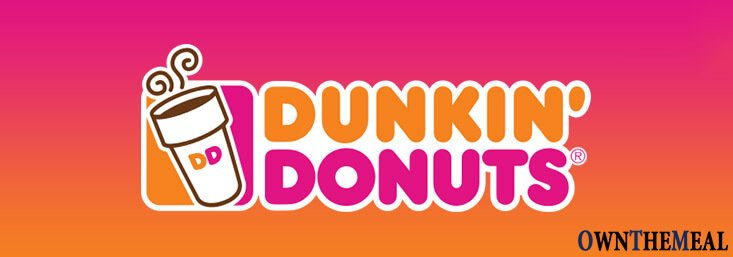 Dunkin' Donuts Menu & Prices