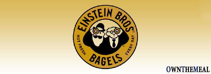 Einstein Bros Menu & Prices