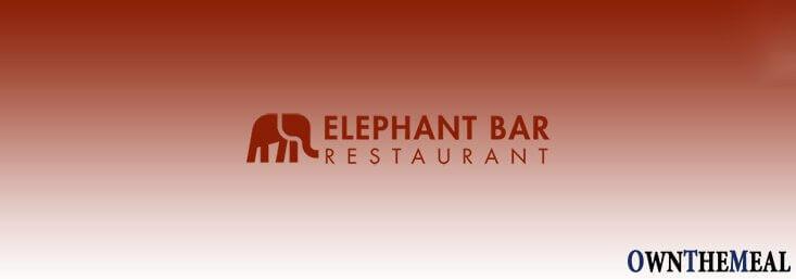 Elephant Bar Menu & Prices