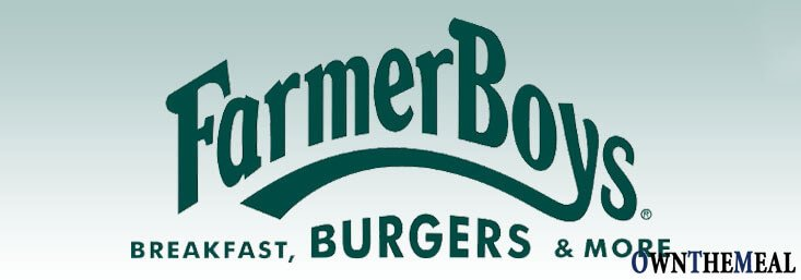 Farmer Boys Menu & Prices