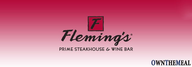 Fleming's Steakhouse Menu & Prices