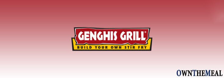 Genghis Grill Menu & Prices