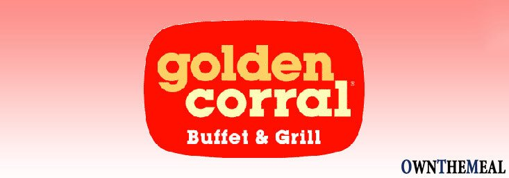 Golden Corral Menu & Prices