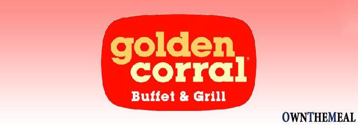 Golden Corral Menu & Prices