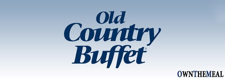 Old Country Buffet Menu & Prices