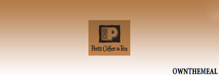 Peet's Menu & Prices