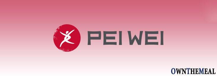 Pei Wei Menu & Prices