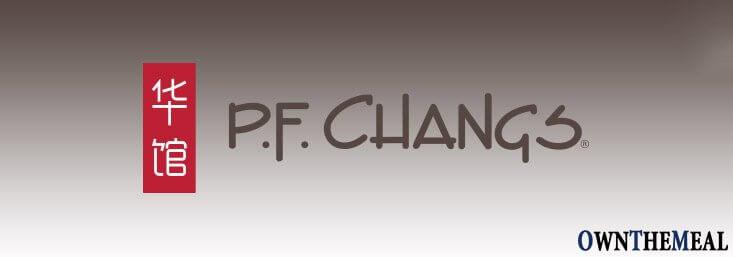 PF Chang's Menu & Prices
