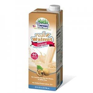 elmhurst harvest almond milk