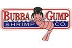 Bubba Gump menu