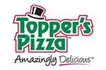 Toppers Pizza gluten free